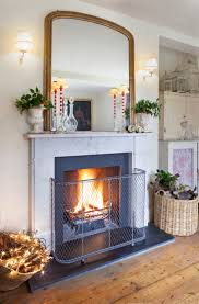 protect your family from open fires and log burners with a victorian design fireguard from garden