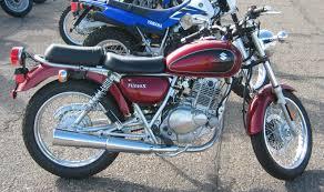motorcycle review suzuki tu250x