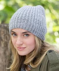 Knit Beanie Pattern Extraordinary Nice And Easy Beanie Pattern AllFreeKnitting