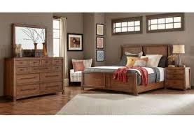 affordable bedroom furniture sets. Modren Affordable Broyhill Furniture Winslow Park 4Piece Panel Bedroom Set In White Oak Throughout Affordable Sets N