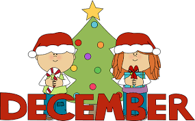 Image result for december calendar clip art