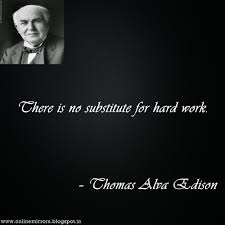 Famous Quotes By Edison Mirror Online thomas alva edison 11