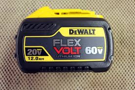Dewalt Battery Comparison Chart Dewalt Flexvolt 12 0 Ah Battery Review Tools In Action