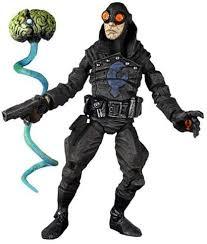 Amazon.com: Mezco Toyz Hellboy Comic Book Action Figure Lobster Johnson:  Toys & Games