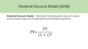 How To Use Dividend Valuation Methods To Value A Stock