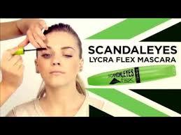 <b>Rimmel Scandaleyes Lycra Flex</b> Mascara Tutorial | Rimmel London ...