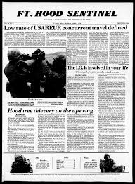 This day in history, march 6. The Fort Hood Sentinel Temple Tex Vol 36 No 51 Ed 1 Thursday March 2 1978 The Portal To Texas History
