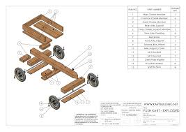wooden go kart plans how to build a wooden go kart diy wood furniture projects at Free Wood Diagrams