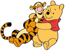 tigger and pooh. Perfect Tigger Tigger Pooh Hugging In And Pooh