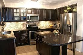 plain cabinets dark oak cabinets kitchen with decoration wood granite countertops with dark wood cabinets granite countertops c