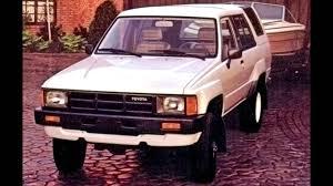 Toyota 4Runner LN60 '05 1984–86 - YouTube
