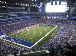 Lucas Oil Stadium Kenny Chesney Concert Seating Chart Lucas Oil Stadium View From Terrace Level 522 Vivid Seats
