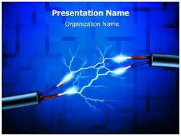 Powerpoint Templates For Electrical Engineering Presentation Free ...