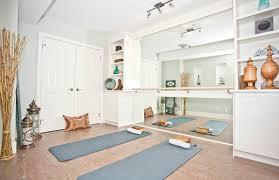 basement track lighting. Basement Gym Ideas Home Asian With Yoga Room Damp Wet Listed Track Lighting Kits