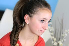 Fluffy Fishtail Braid Hairstyles For Long Hair Cute Girls Hairstyles
