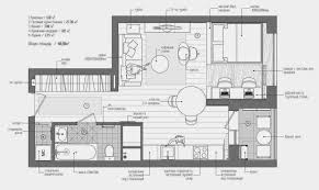 Small Apartment Floor Plans One Bedroom Small Simple And Smart Studio Apartments By Int2architecture And