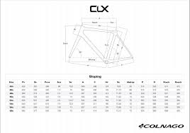 Colnago Clx Disc Cjrd Complete Bicycles Accessories And Servicing Hup Leong Company Online