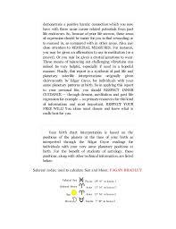 Venus Group Cayce Life Cycle