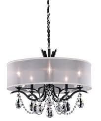 schonbek va vesca inch wide light chandelier capitol