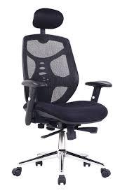 EUSTON 24 Hour Ergonomic Mesh High Back Executive Office Chair ...