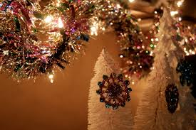 Tinsel Light Garland - JADERBOMB