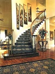 creative staircase wall decorating ideas walls fresh top of decorations artwork on curved wal stairway wall decorating