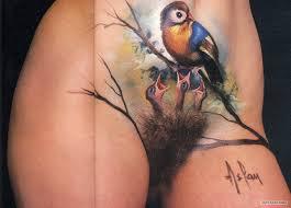 3d татуировки которые потрясают своей реалистичностью яплакалъ