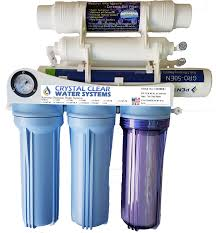 Home Ro Water Systems Home Drinking Systems Crystal Clear Water Systems