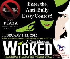 the wicked anti bully essay contest winners essays