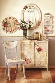 floral decoupage furniture. How To Decoupage Anything By Darcy Logan Floral Furniture
