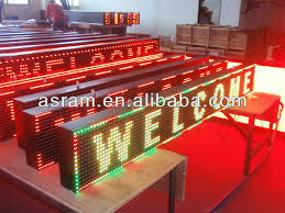 led panel outdoor high definition vms solar digital signage small led display board led text
