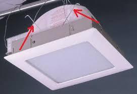 flush mounted ceiling light