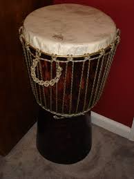 picture of build your own djembe and end table