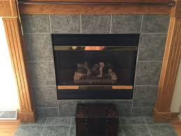 can i paint the ceramic tiles around my fireplace so ugly hometalk