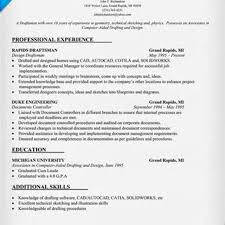 Cad Drafter Resume Example Cad Drafter Resume Resume Template 15