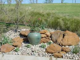 Easy Rock Garden Ideas Lets Fabulous Design Affordable And Small With In  Medium Shape Also Plants