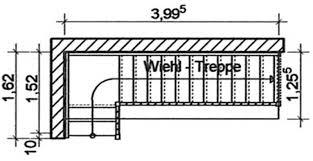 Das berechnen von treppen ist ein thema für zimmerleute und baumeister. Wiehl Treppen Planungsbeispiele