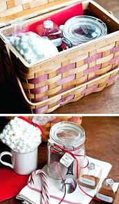 gift basket ideas for families hot cocoa mix tutorial hot cocoa mix gift basket ideas