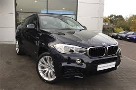 BMW 3 Series bmw x6 sport for sale : Used 2017 BMW X6 xDrive30d M Sport 5dr Step Auto for sale in Essex ...