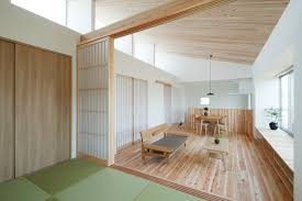 japanese office design. Ritto House,Courtesy Of ALTS Design Office Japanese .