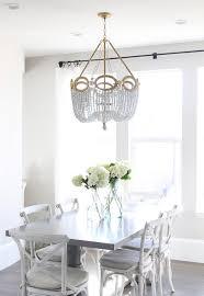 fiona beaded chandelier