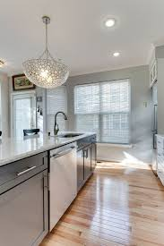 Lg Hausys For A Transitional Kitchen With A Transitional Kitchen Design And  Alexandria, Va Transitional
