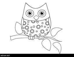 Owl Coloring Pages Preschool Odd Coloring Pictures Of Owls Perfect