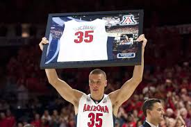 Arizona basketball: Kaleb Tarczewski didn't expect to be in ... The former top-5 recruit's career at Arizona was longer than he thought it'd be, but he 'wouldn't change it for the world.'