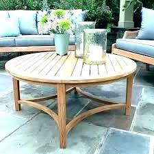 patio coffee table round patio side table with umbrella hole side table with umbrella hole side