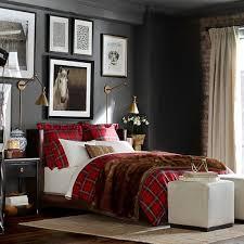 plaid bedroom tartan bedding
