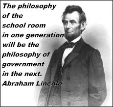 Lincoln Education Quotes