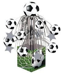 Mini Soccer Ball Decorations Stunning Amazon Pack Of 32 Soccer Sports Fanatic Mini Cascade Foil