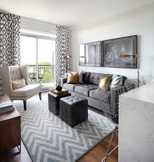 Chevron Throw Pillow Living Room Transitional Designing Tips With Gray  Tufted Sofa Rug