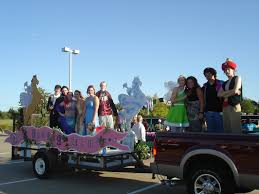 High Float Homecoming Parade And Carnival Pictures Theatre Wins Best Float